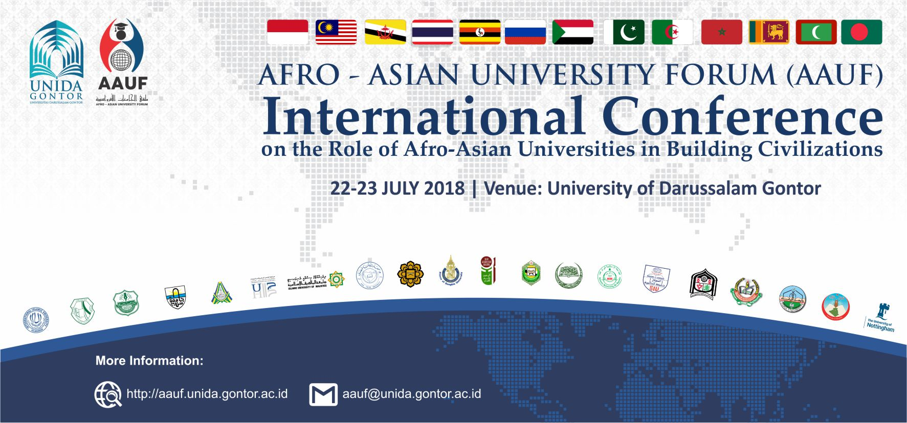 Afro-Asia University Forum at UNIDA Gontor: The themes explained
