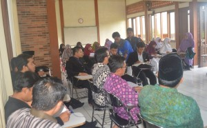 Suasana Workshop PKU VIII di STEI SEBI