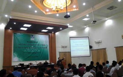 Belajar Mengajar, Mahasiswa PAI Adakan Workshop Differentiation Instruction