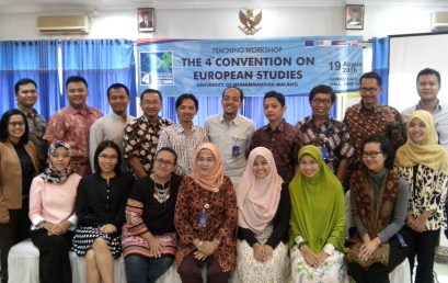 THE 4TH CONVENTION ON EUROPEAN STUDIES