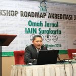 Pengelola Jurnal At-Ta'dib Fakultas Tarbiyah Hadiri Workshop Roadmap Akreditasi Jurnal Nasional
