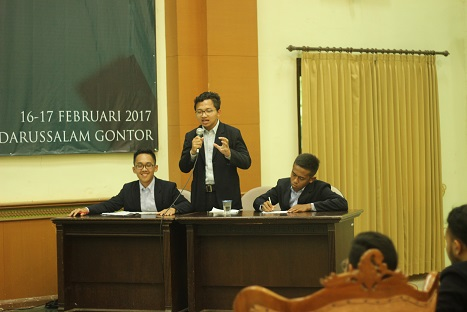 Magelang Campus became a Champion in Islamics Economics and Management Olympiad