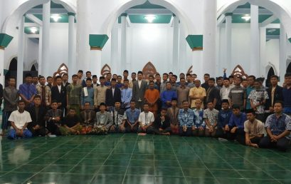 77 TPQ Teachers Candidates Participate in Tahsin al-Qiro'ah Training at UNIDA Gontor