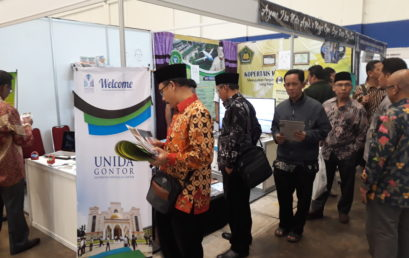 UNIDA Gontor Ikuti International Islamic Education Expo 2017 di ICE BSD City