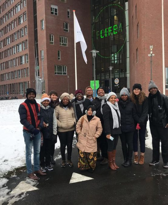 Lecturer from Department of Agrotechnology invited to Wageningen University,The Netherlands