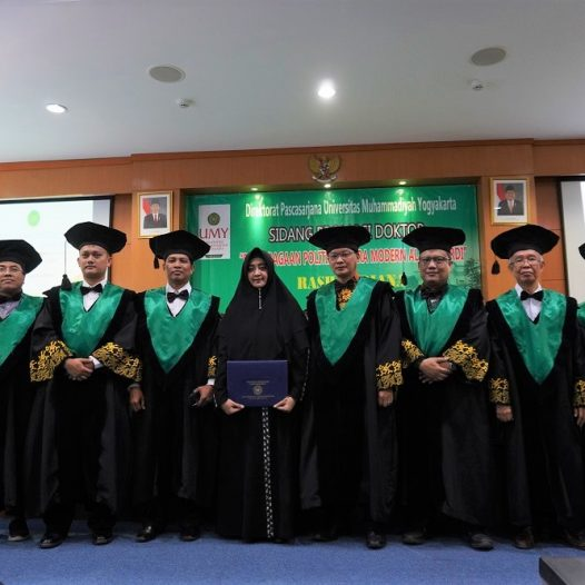 A New History of the Development in Islamic Political Science at the University of Darussalam Gontor