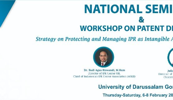 National Seminar on Intellectual Property Right