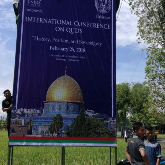 UNIDA Gontor Bersiap Laksanakan Conference on Quds
