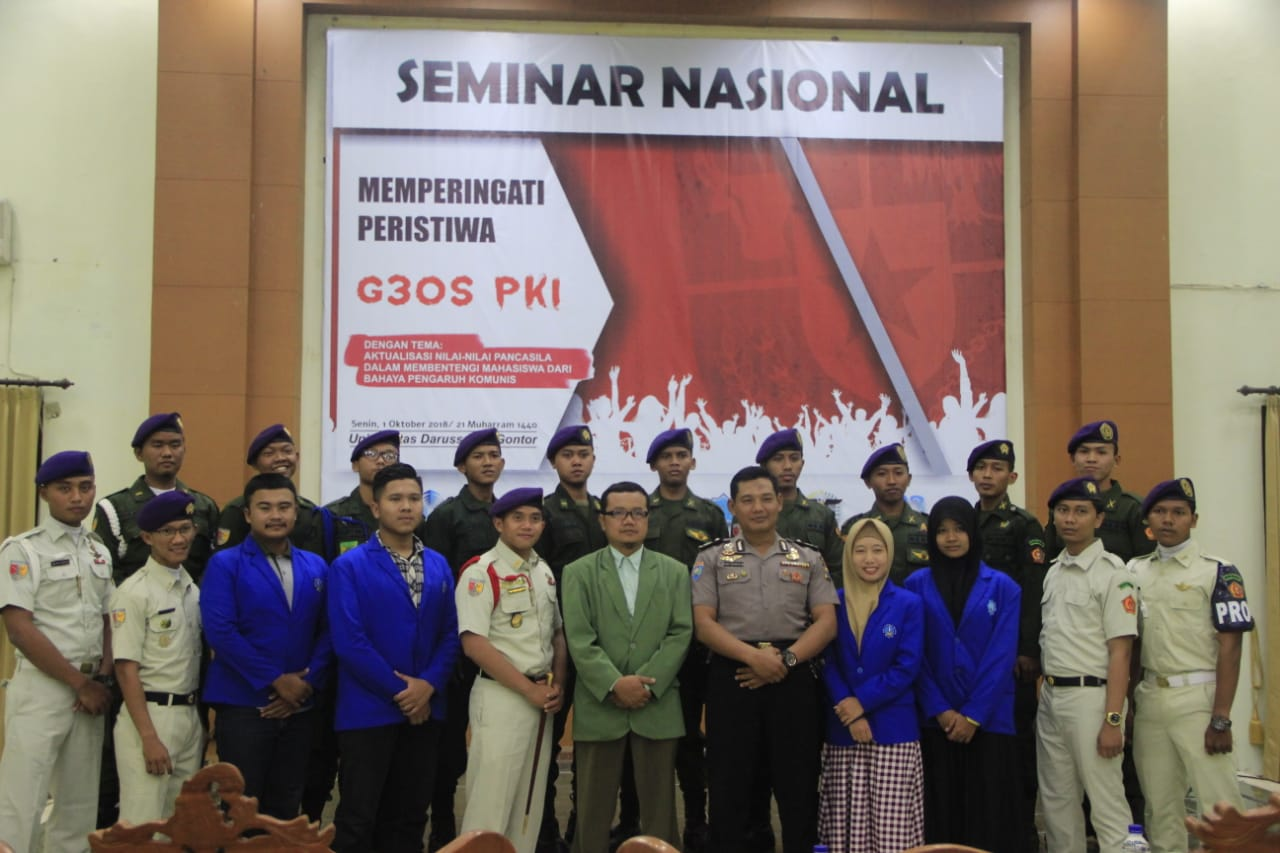 Dangers of PKI ideology for Indonesian generation