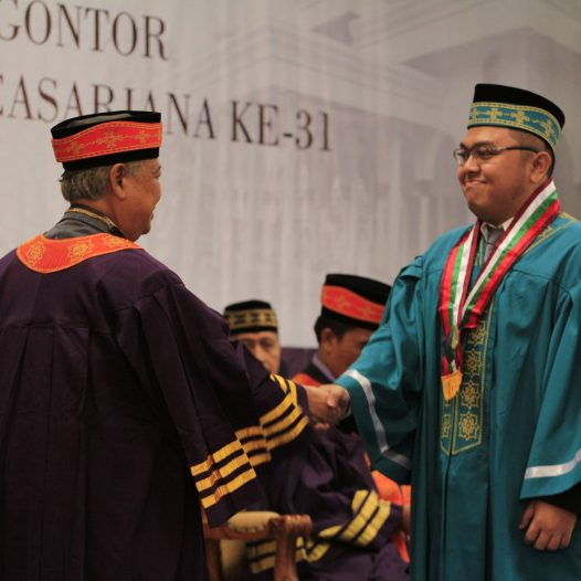31st UNIDA Graduates ready to face the advancement of science in the global era